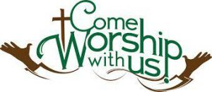 Come Worship with Us image